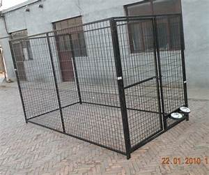 china metal dog runs 008 china dog stable chain link With steel dog kennels and runs