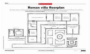 Roman Villa Floor Plan Best Of House Szukaj Ancient Layout