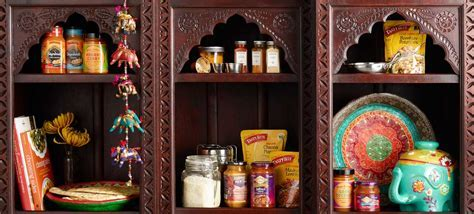Global Pantry Basics   Indian LookBook Inspirations