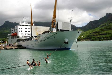 Cargo Ships Offer Attractive Alternative To Traditional Cruise Vacations