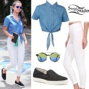 Selena Gomez Style, Clothes & Outfits | Steal Her Style ...