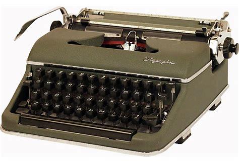 Alte Schreibmaschinen Wert by Olympia Sm3 Typewriter Typewriters Colors And Vintage