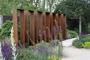 Gartengestaltung Mit Natursteinen : gestalten mit holz metall naturstein herrhammer g rtner von eden ~ Markanthonyermac.com Haus und Dekorationen