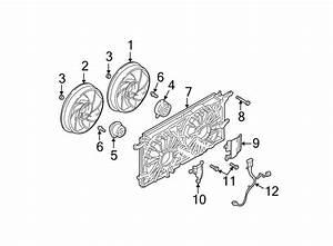 Buick Rendezvous Engine Cooling Fan Shroud Bolt  3 4  U0026 3 5
