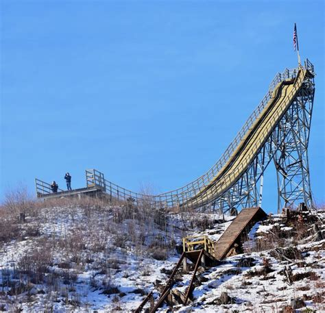 berlins nansen ski jump    competition news