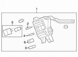 oem 2007 chevrolet uplander window defroster parts With 2007 chevrolet uplander instrument panel fuse block circuit breaker and relay table