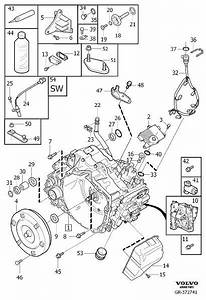 31259456 - Control System  Automatic  Transmission  Gearbox
