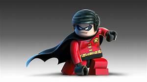 Wallpaper Robin, Lego Marvel Super Heroes, 4K, Games, #5062