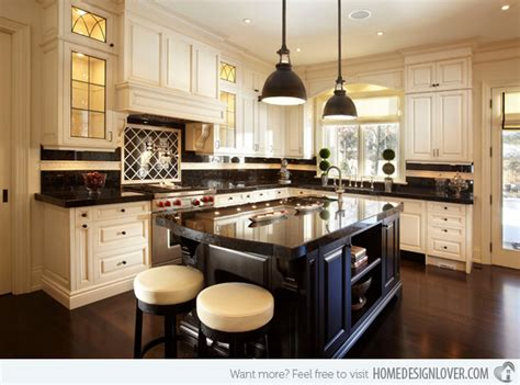 15 Dainty Cream Kitchen Cabinets  Decoration For House