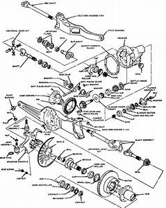 I Am Working On The Front End Of My 1992 F150 4x4 To