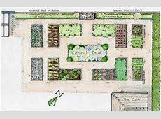 The Vegetable Garden An Englishman's Garden Adventures