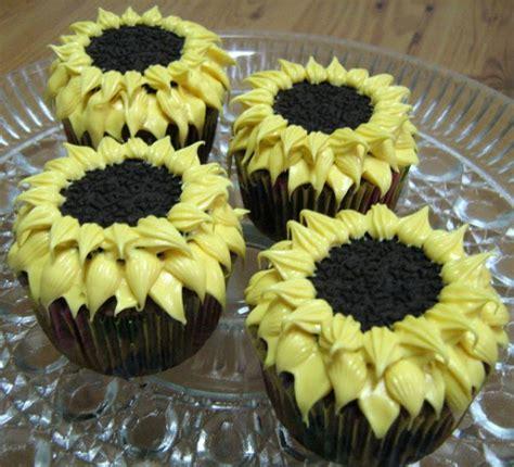 oreo sunflower cupcakes home design garden
