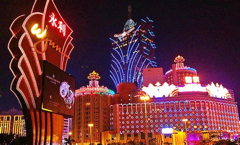 Macau Casinos Hit Jackpot With $45 Billion Revenue