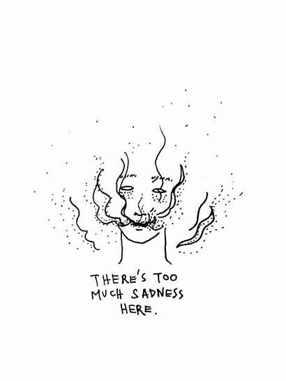 Aesthetic Drawings Sad Depression Easy Broken Heart
