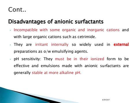 emulsion basics