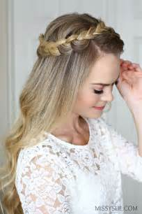 wedding hair styles for holand 233 s halo de la trenza hair halo braid 7341