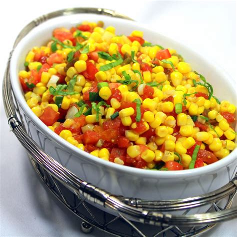 side dished 52 ways to cook heat and sweet corn salsa grilling time side dish