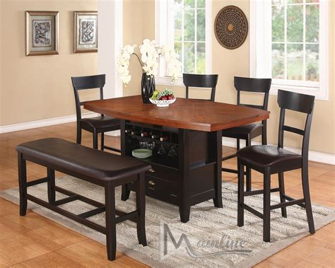 Dining Room Counter High Dining Tables Counter Height