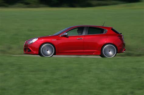 The New Novitec Alfa Romeo Giulietta Tuning Is One Hot Hatch
