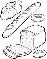 Coloring Breakfast Bread Printable Preschool Colorear Worksheet Dibujos Panes Comidas Alimentos Coloriage Colouring Dessin Fruits Vorlagen Worksheets Preschoolactivities Colorier Malbuch sketch template