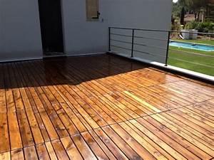 Etancheite De Terrasse : etanch it neuve de deux terrasses sur villa aix en ~ Premium-room.com Idées de Décoration