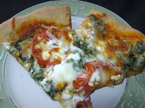 artichoke pizza recipe spinach feta and artichoke pizza recipe food com
