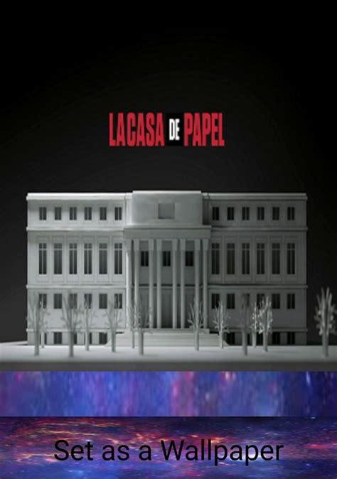 La Casa De Papel Wallpaper 4k Apk Download  Free Art