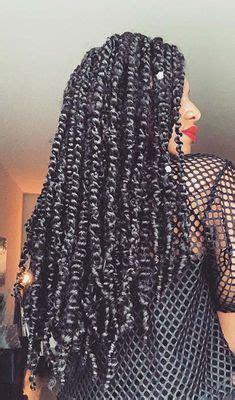 passion twist crochet  rubber band method