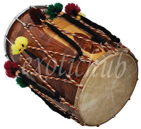 buy dhol drumpunjabi bhangrasheesham woodplaying sticks
