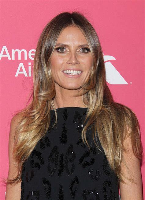 Heidi Klum Billboard Women Music Los Angeles