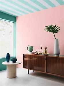 peinture couleur mur fenetre 20171031060804 tiawukcom With lovely couleur peinture salon tendance 9 la couleur saumon les tendances chez les couleurs d