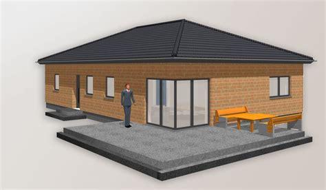 Bungalow Planen Grundriss by Hausbau Grundrisse Grundrisse F 252 R Einfamilienh 228 User