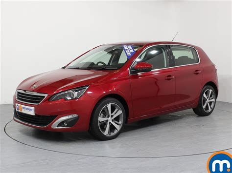 Peugeot Used Cars by Used Peugeot 308 Cars For Sale Second Nearly New
