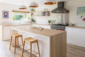 Minimalist, Contemporary, White, Kitchen