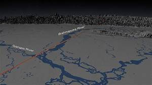 SVS: Collecting LIDAR data over the Ganges and Brahmaputra ...