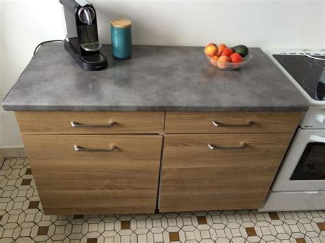 meuble rangement cuisine travail clasf