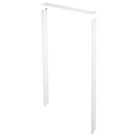 shop  ft  interior door casing kit  lowescom