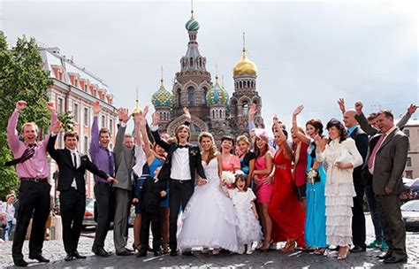 traditional russian wedding russialicious