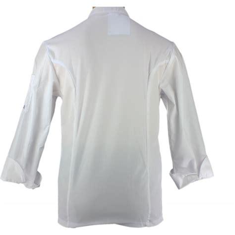 blouse de cuisine blouse de cuisine blanche ultra légère pour homme lisavet