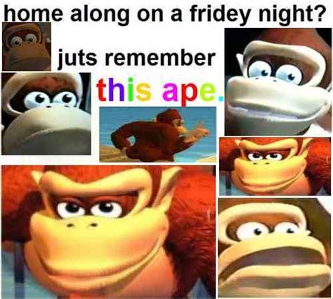 Donkey Kong Memes - image 653068 donkey kong know your meme