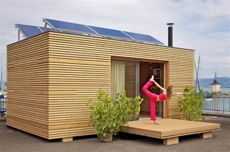 Freedomky Model S  Prefab Homes, Small Spaces