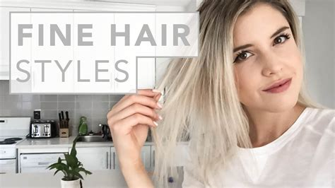 For Fine And Thin Hair