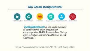 98-361 Pdf Dumps