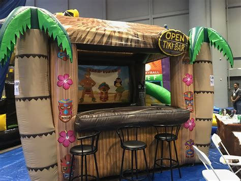 Tiki Bar Products by Tiki Bar Happy Bouncers Bounce Houses Slides
