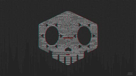 sombras skull wallpaper overwatch   sas  saszin