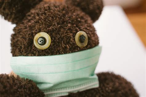 เคล็ดลับสอนเด็กเล็กสวมหน้ากากอนามัยป้องกันโรคระบาด
