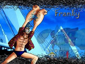Franky (One Piece) images Franky☠(SuPer) HD wallpaper and ...