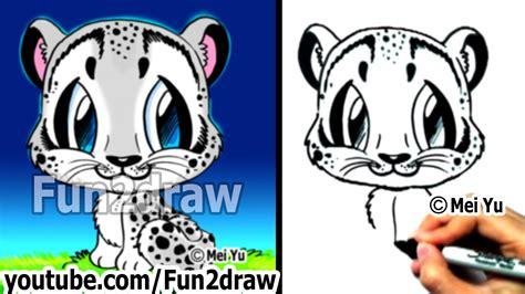 drawn cheetah kawaii pencil   color drawn cheetah