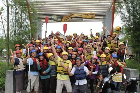outbound malang  rafting malang inspiring outbound