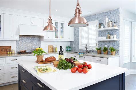 navy kitchen island contemporary kitchen benjamin